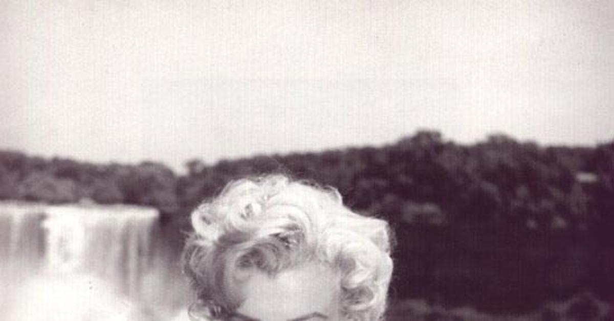 """Х\ф """"Ниагара"""" 1953г. (XXXIII) Цикл """"Великолепная Мэрилин"""" - 203"""