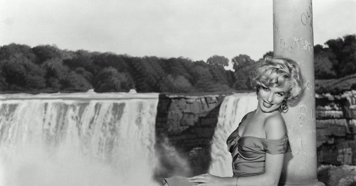 """Х\ф """"Ниагара"""" 1953г. (XXXVIII) Цикл """"Великолепная Мэрилин"""" - 211"""