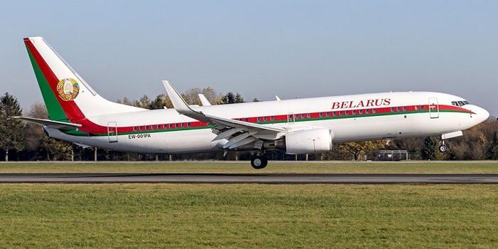 Самолет Лукашенко приземлился в Гамбурге на обслуживание, но профсоюз Lufthansa Technik выступил с заявлением