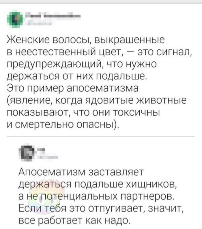 Апосематизм
