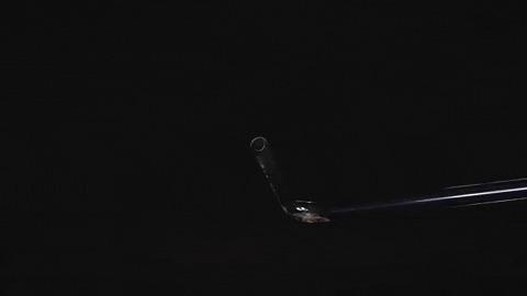 Германий в гифках Химия, Лига химиков, Наука, Эксперимент, Германий, Гифка, Длиннопост