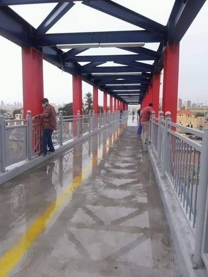 Пешеходный акведук