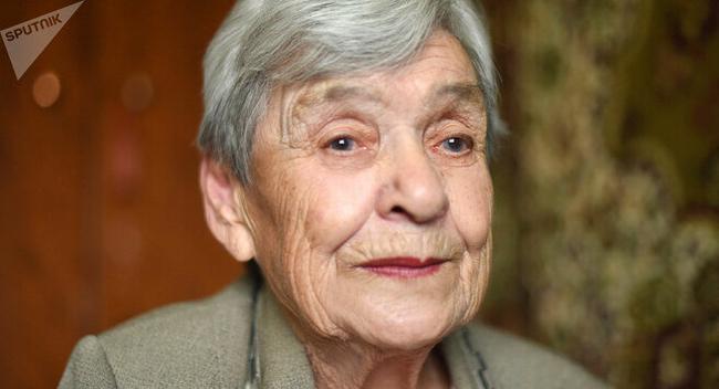 Умерла телеграфистка, сообщившая в 1945-м весть о Победе