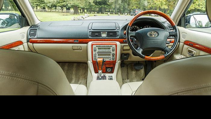 Страшный или красивый? Toyota Origin Авто, Японский автопром, Toyota, Длиннопост
