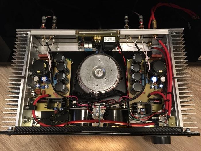 Усилитель JLH-1969 класса А. Рестайлинг Усилитель, Своими руками, Радиоэлектроника, Аудио, Звук, Длиннопост, Усилитель звука