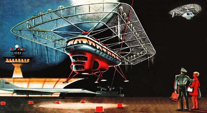Ионолеты: в небо на ионном ветре Авиация, Ионный двигатель, Двигатель, Левитация, Электричество, Лифтер, Длиннопост