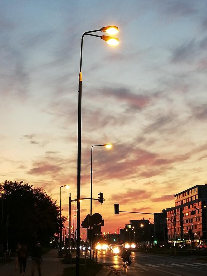 Закат дня