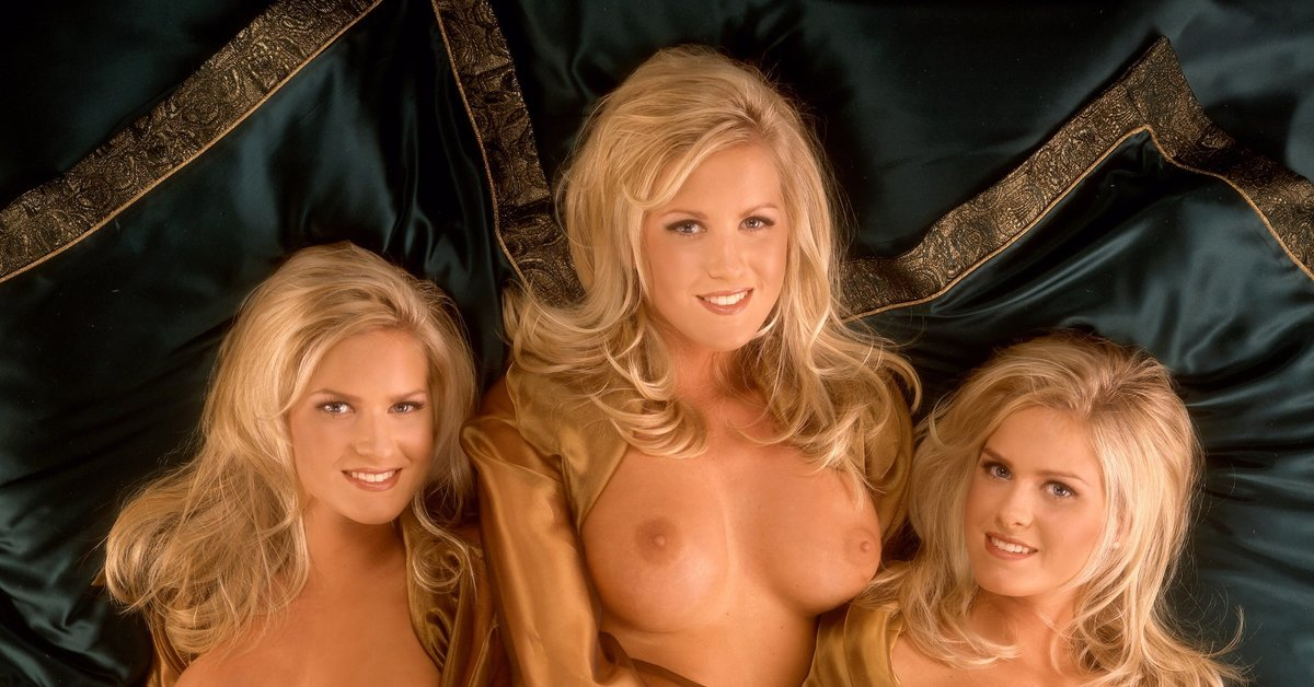 Playboy Triplets Nude