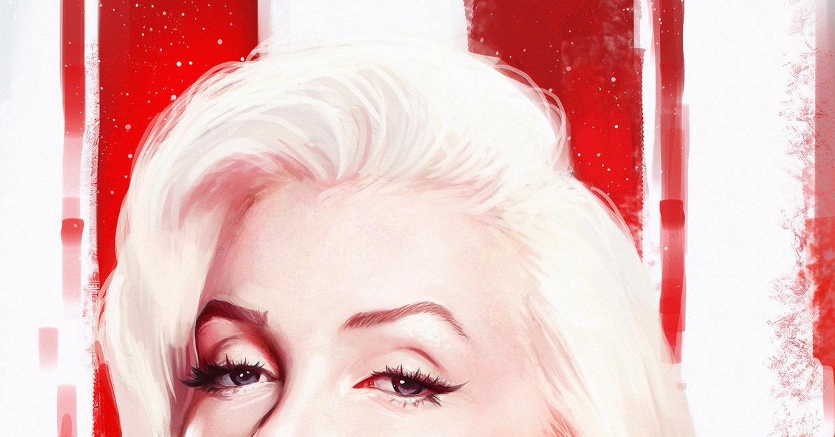 "Мэрилин Монро на артах (III) Цикл ""Великолепная Мэрилин"" 384 выпуск"