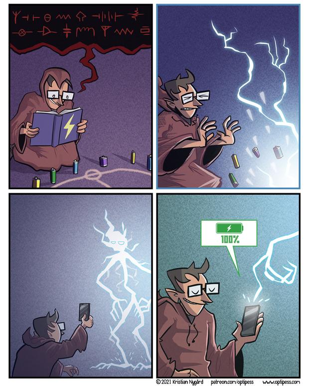 Призывы энергетических сущностей
