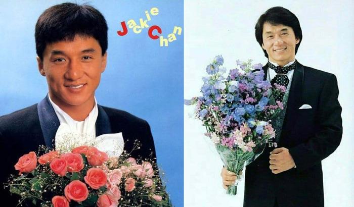 Праздничный Джеки Чан
