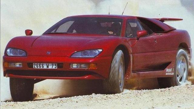 Чёртова дюжина забытых суперкаров (Часть 1-я) Авто, История автомобилей, Познавательно, Длиннопост, Статья