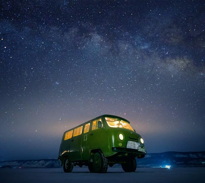 Звёздное небо и космос в картинках - Страница 38 1615282597196531579