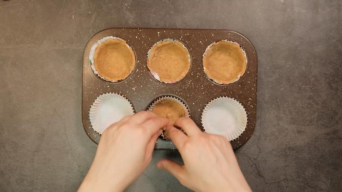 Лакомство к чаю. Корзиночки с творожно–ягодной начинкой Рецепт, Правильное питание, Десерт, К чаю, Еда, Здоровое питание, Кулинария, Выпечка, Повар, Овсяное печенье, Творог, Видео, Длиннопост, Видео рецепт, Видеоблог