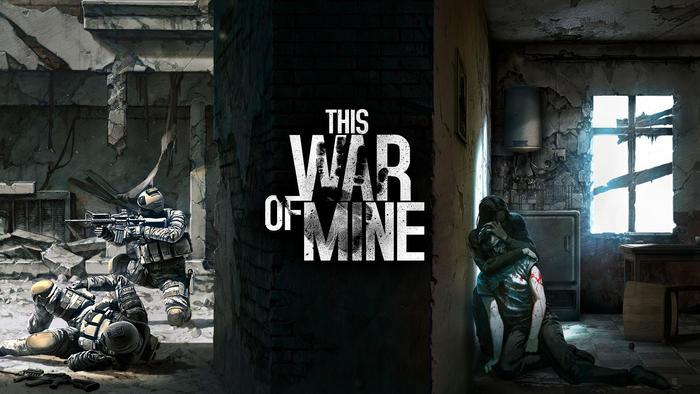 This war of mine - игра о войне, вывернутая наизнанку This War of mine, Выживание, Обзор, Инди, Survival, Видео, Длиннопост