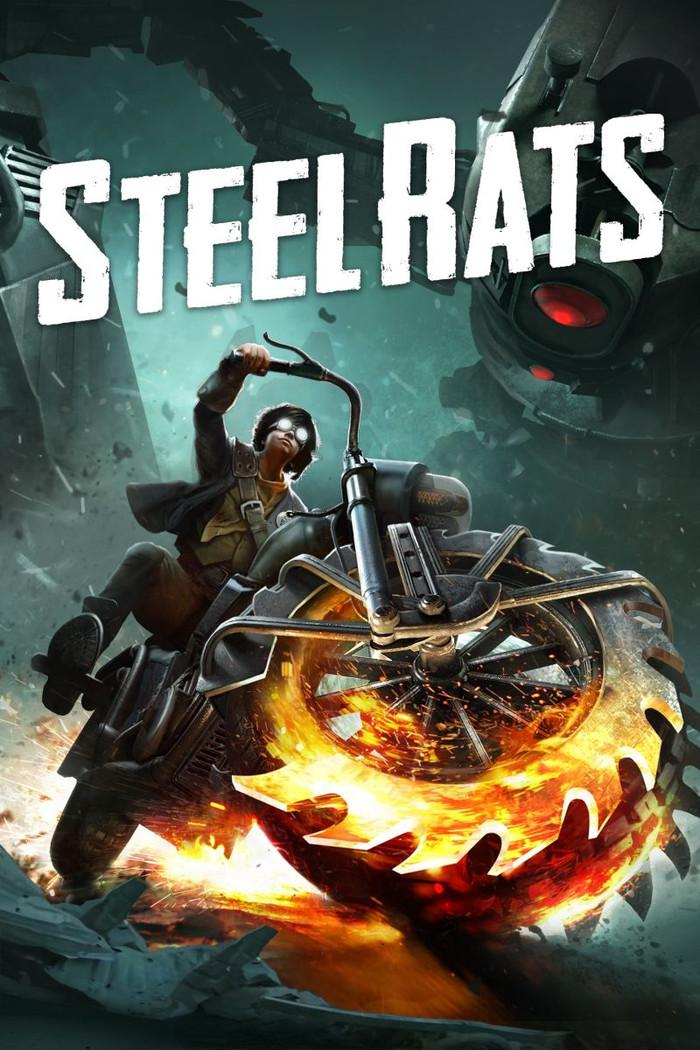 Steam Steel Rats