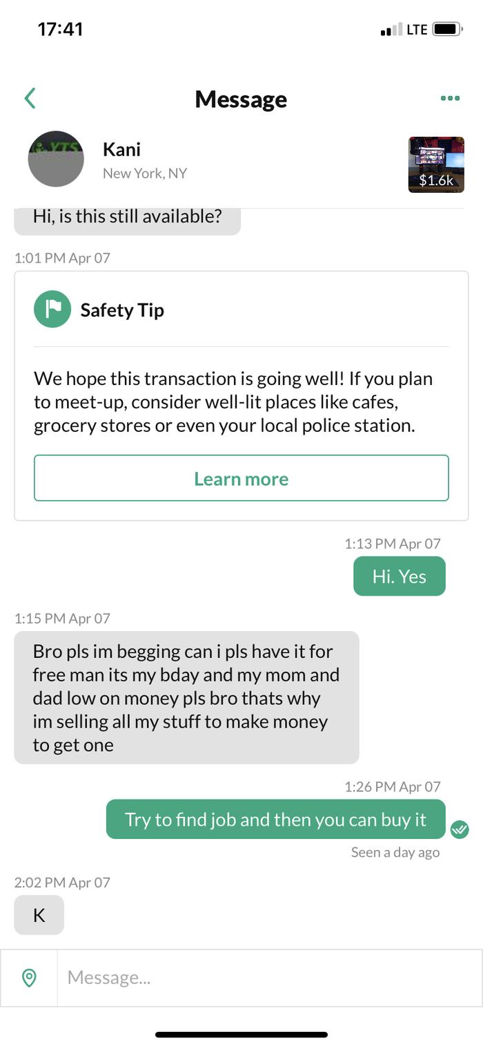 Как я продавал компьютер в США