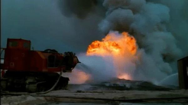 Что это за мега-танк на фотографии? Зачем ему реактивные двигатели? Видео, Длиннопост, Технологии, Техника, Гифка