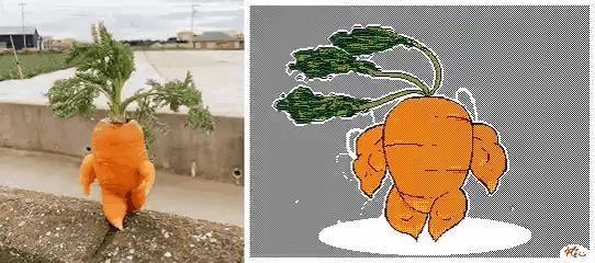 Ешь свои овощи, а иначе...