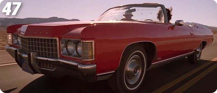Топ-50 лучших автомобилей в кино. Часть 1 из 4 Фильмы, Авто, Топ, Длиннопост