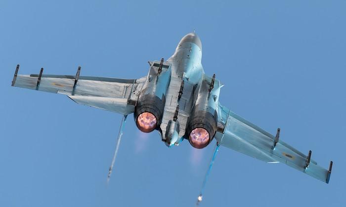 Сухой Су-27УБ