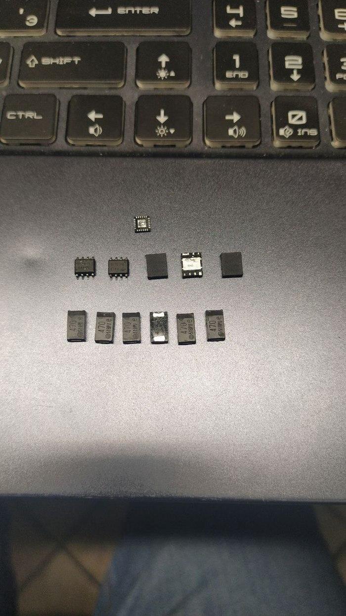 Ремонт игрового ноутбука MSI GS70 2PE Ремонт ноутбуков, Мастерская электроники 78, Тепловая трубка, Ноутбук, Видео, Длиннопост