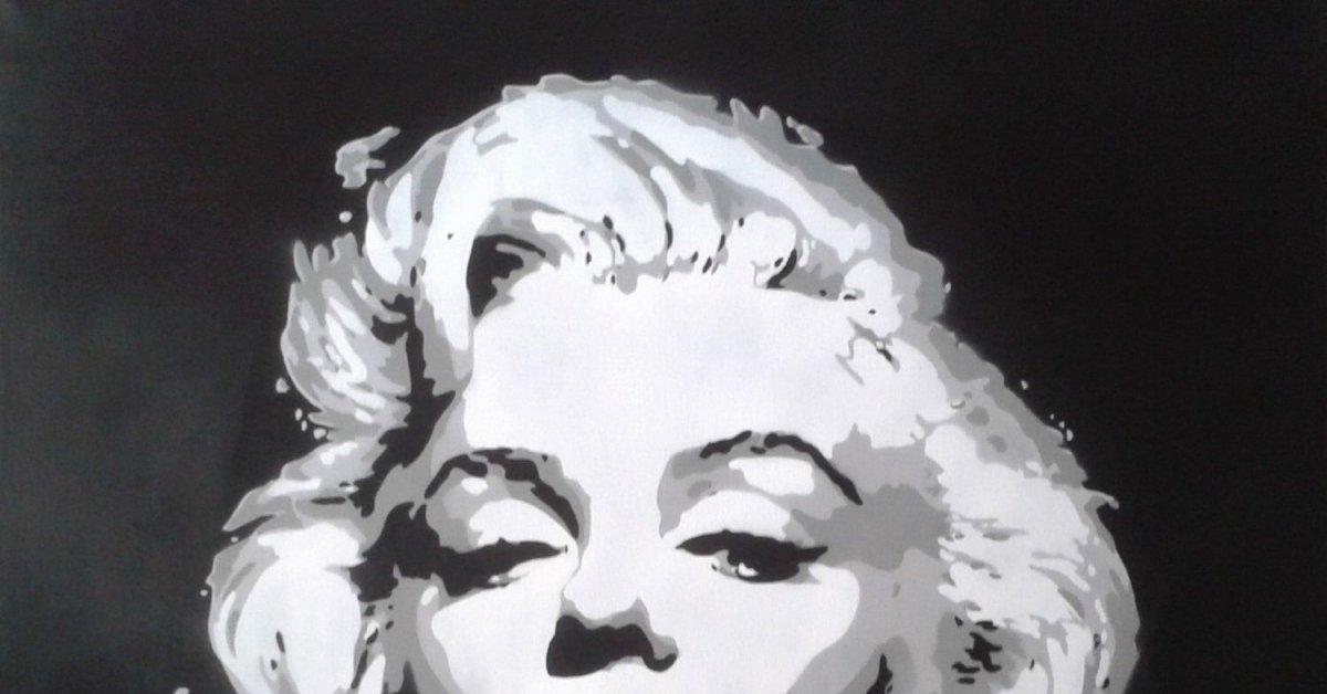 """Мэрилин Монро на артах (XI) Цикл """"Великолепная Мэрилин"""" 452 выпуск"""