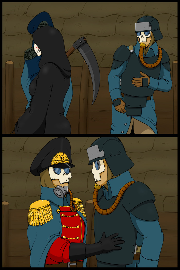 Комиссар в криговском полку