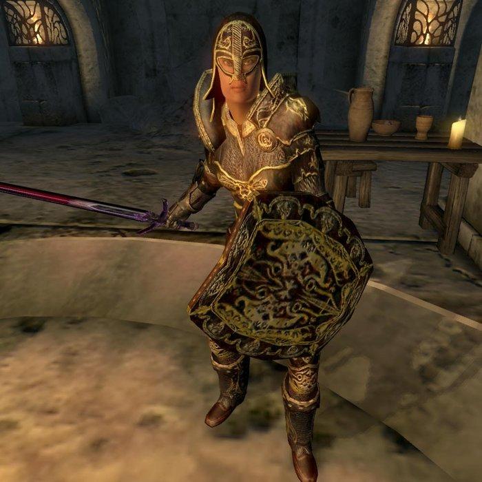 Гамбит Умбры Юмор, The Elder Scrolls, Длиннопост, The Elder Scrolls IV: Oblivion