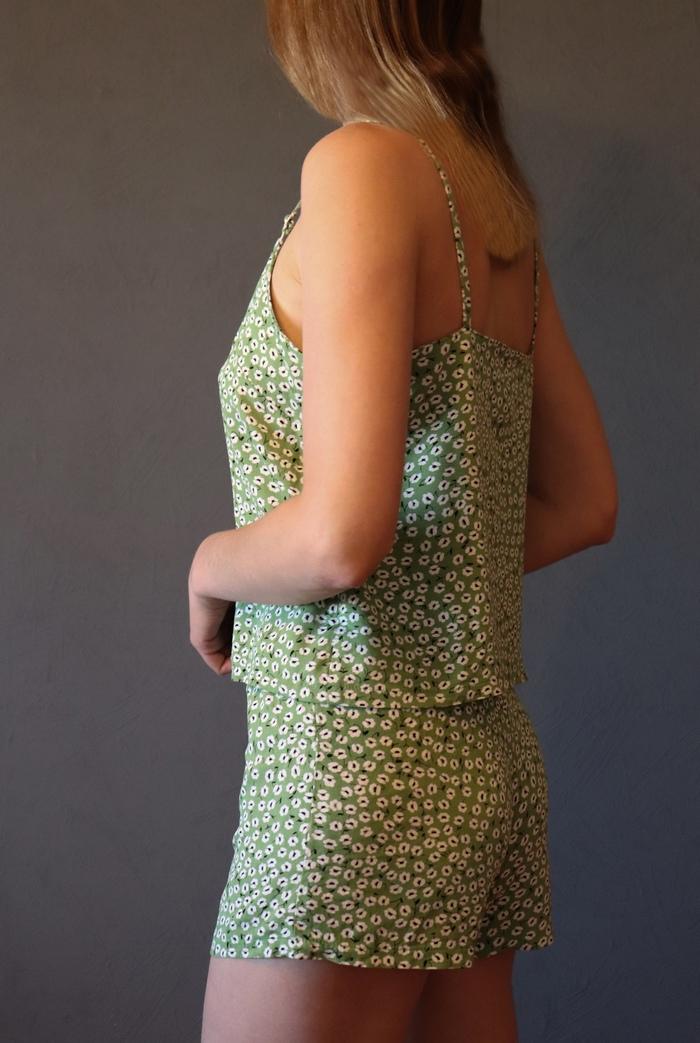 Женская пижама Шитье, Своими руками, Ручная работа, Рукоделие без процесса, Рукоделие, Пижама, Длиннопост