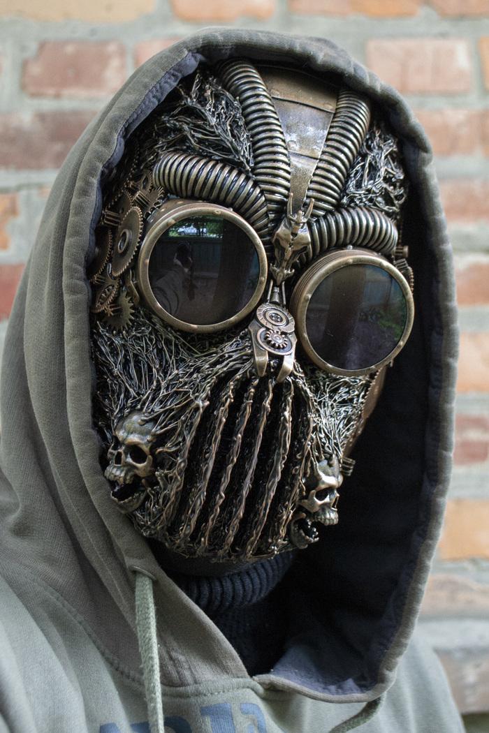 Новые и не очень страшные маски