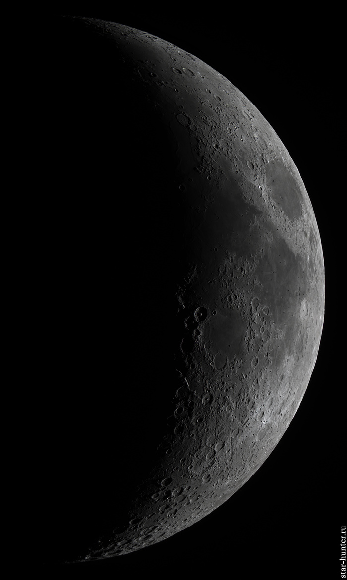 Луна, 15 июня 2021 года, 2054