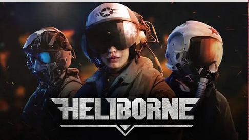 Heliborne - бесплатно на alienwarearena (Steam)