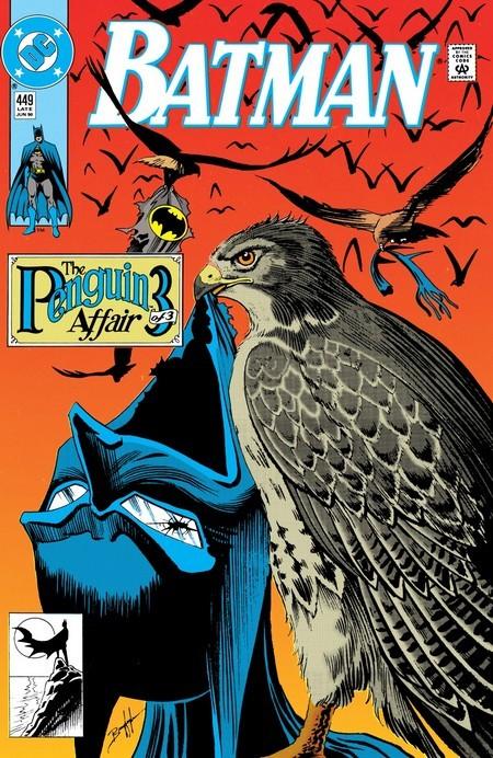 Погружаемся в комиксы: Batman #449-458 - Тёмные ритуалы Супергерои, DC Comics, Бэтмен, Загадочник, Комиксы-Канон, Длиннопост