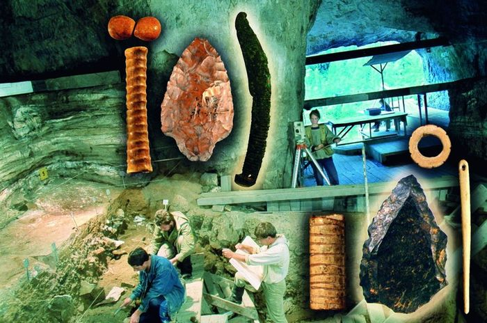 В Денисовой пещере одновременно сосуществовали три вида людей