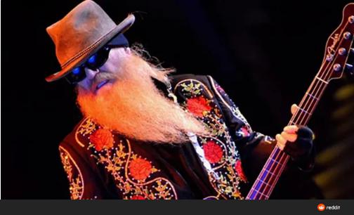 Бас-гитарист легендарной группы ZZ Top Дасти Хилл скончался в возрасте 72 лет