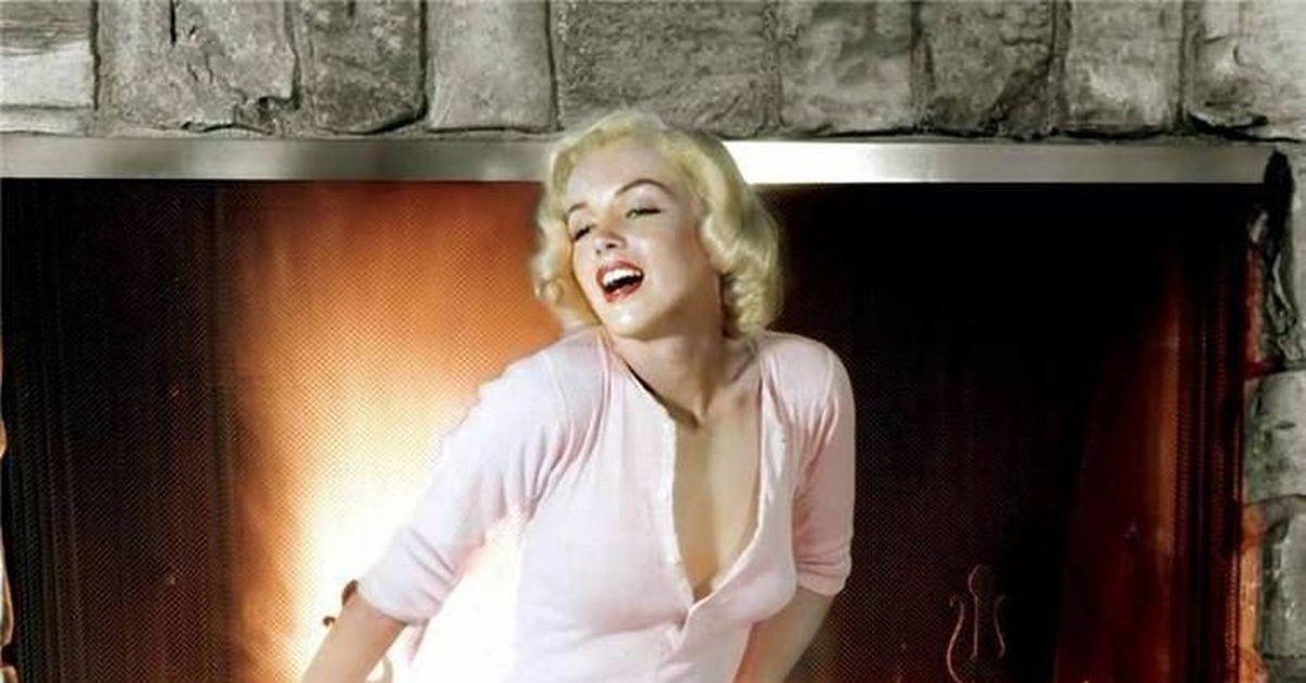 """Мэрилин Монро на фотографиях Джона Флореа (VIII) Цикл """"Великолепная Мэрилин"""" 520 выпуск"""