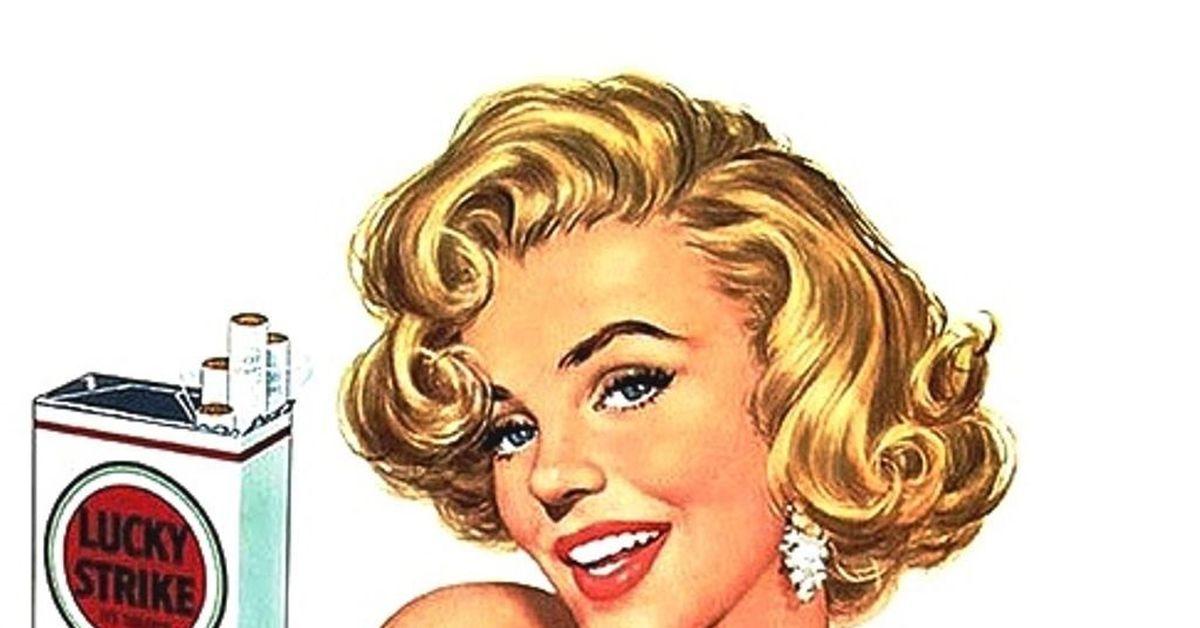 "Мэрилин Монро в рекламе (II) Цикл ""Великолепная Мэрилин"" 525 серия"
