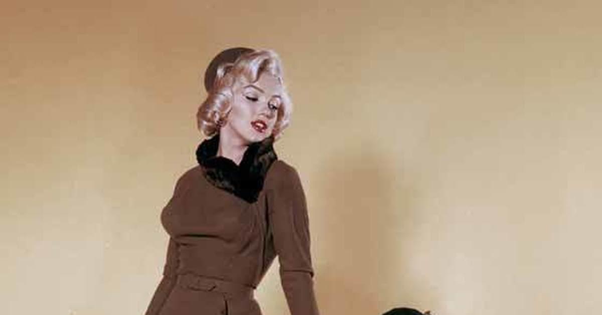"""Мэрилин Монро на фотографиях Джона Флореа (IX) Цикл """"Великолепная Мэрилин"""" 529 выпуск"""