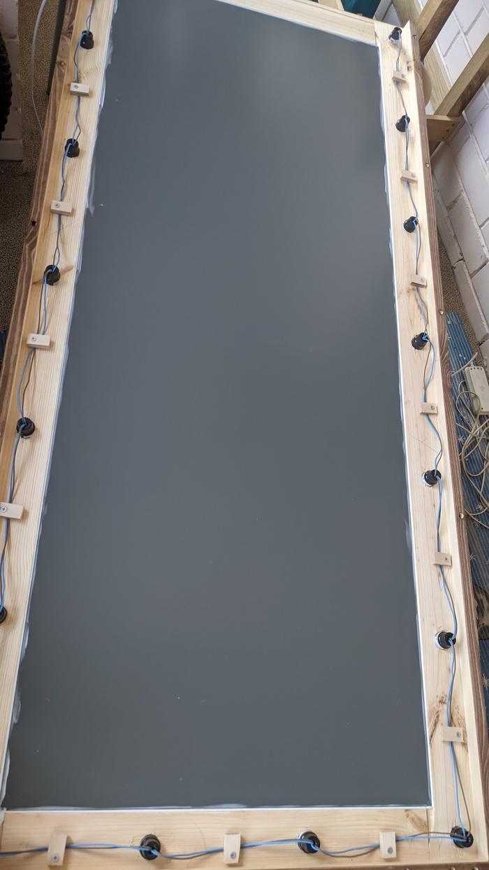 Гримёрное зеркало своими руками Своими руками, Длиннопост, Зеркало, Изделия из дерева, Столярка, Рукоделие с процессом