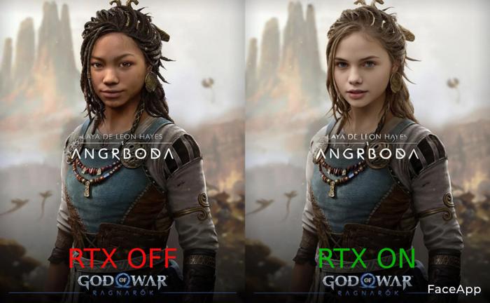 Улучшение персонажа новой god of war