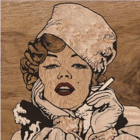 """Мэрилин Монро на артах (XIX) Цикл """"Великолепная Мэрилин"""" 537 выпуск"""