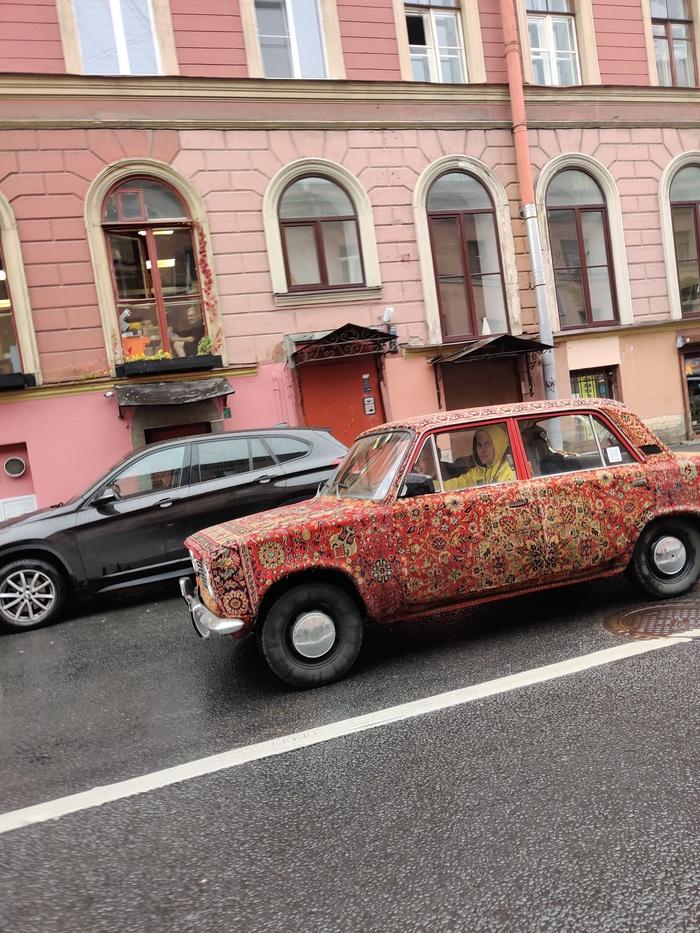 Просто прекрасная шаха в СПб(копейка) Авто, Ваз-2106, Санкт-Петербург, Длиннопост