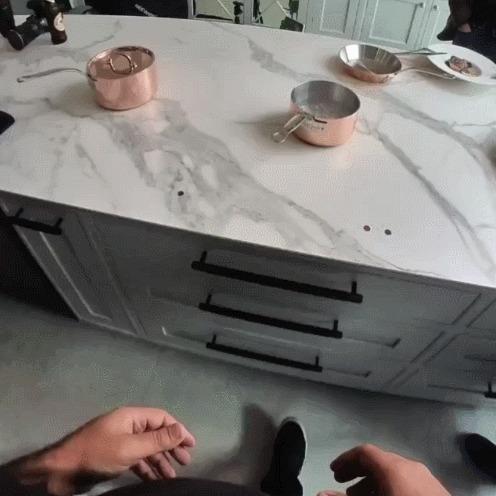 Скрытая индукционная плита