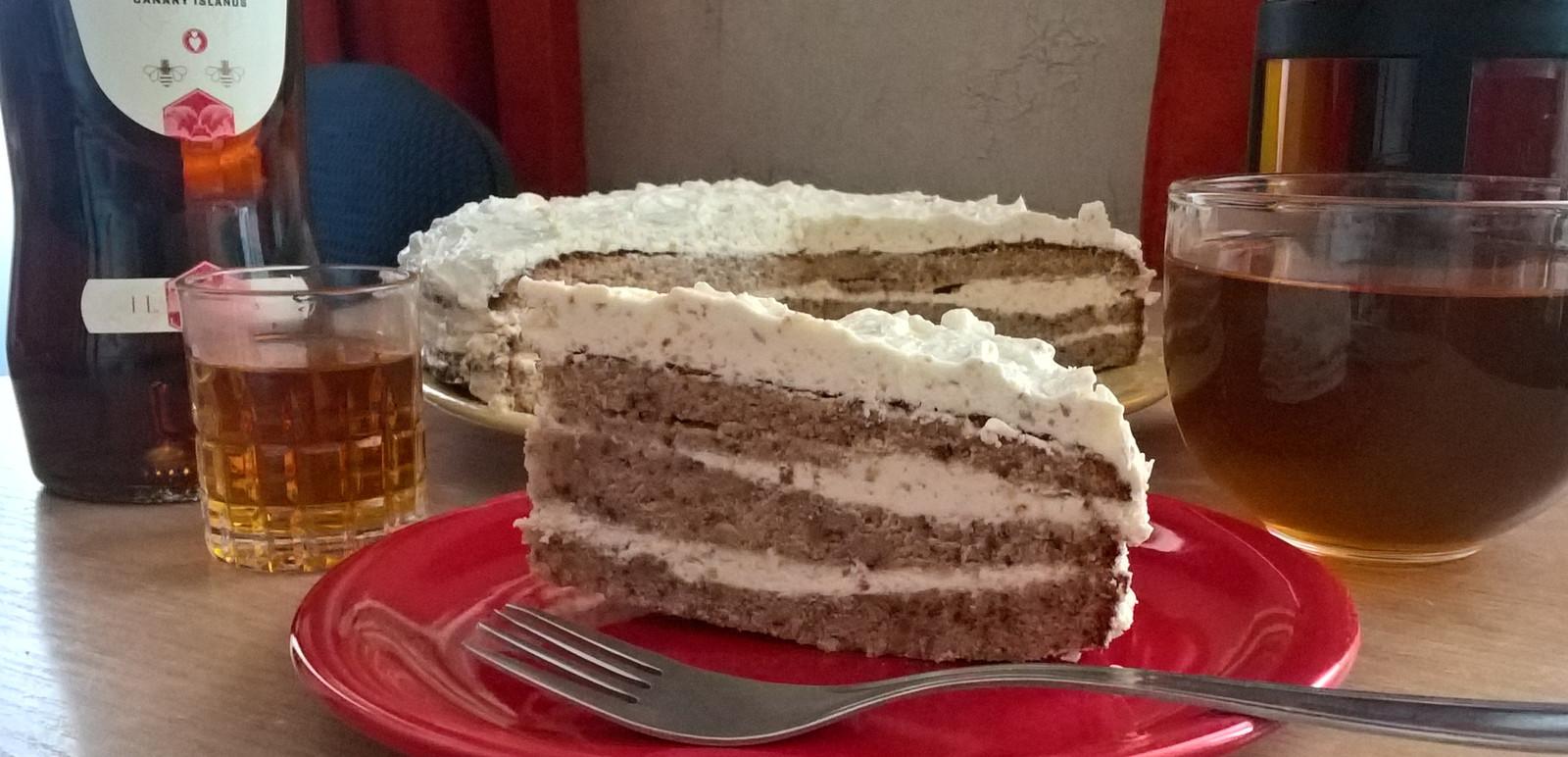Теща торт рецепт