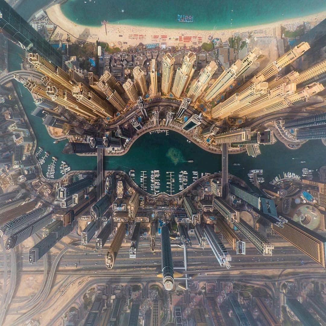 Дубай с высоты дубай аренда жилья на сутки