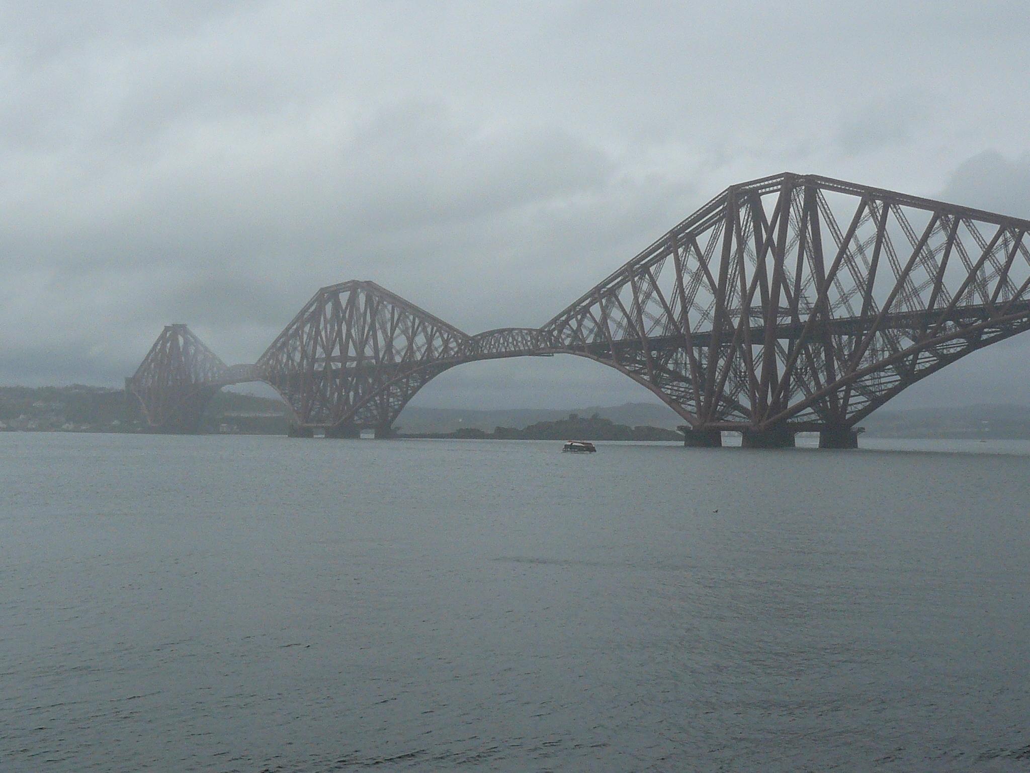 Обои alba, scotland, Шотландия, эдинбург, форт-бридж, forth bridge, edinburgh. Города foto 11