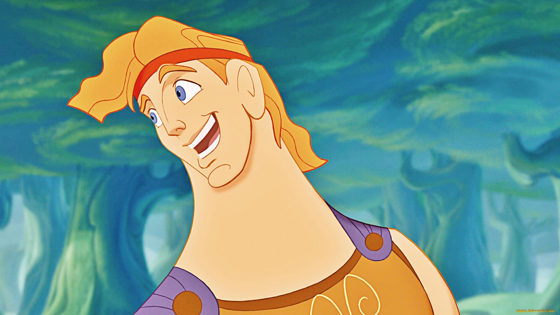 Disney работает над переизданием «Геркулеса»