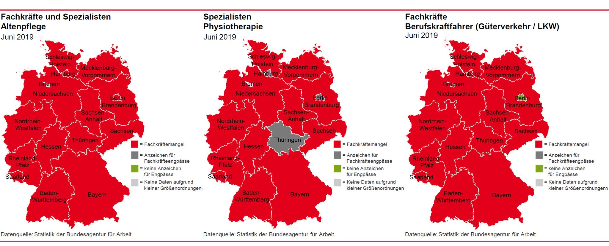 Германия открывает ворота соискателям со средним профессиональным образованием