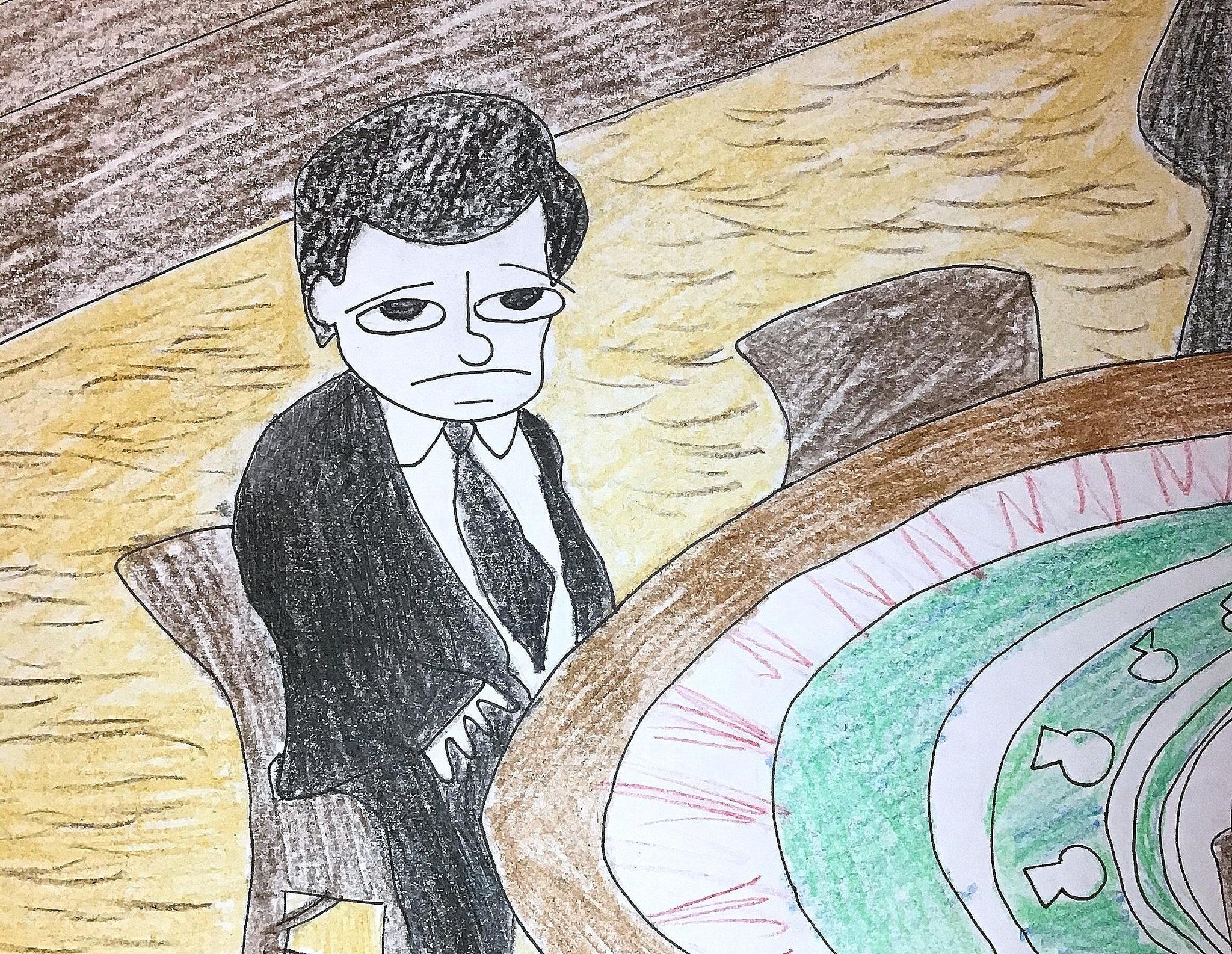 Художник казино азов сити онлайн казино